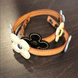 100% Authentic Louis Vuitton Vernis wrap bracelet